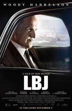 locandina del film LBJ