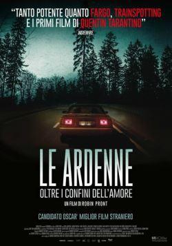 locandina del film LE ARDENNE - OLTRE I CONFINI DELL'AMORE