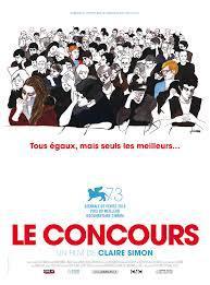 locandina del film LE CONCOURS