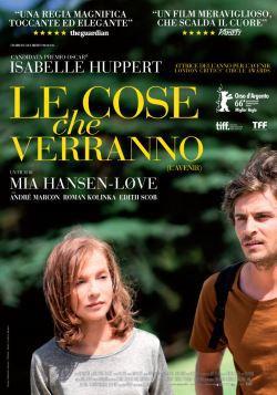 locandina del film LE COSE CHE VERRANNO