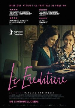 locandina del film LE EREDITIERE