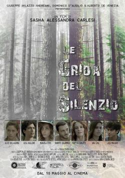locandina del film LE GRIDA DEL SILENZIO