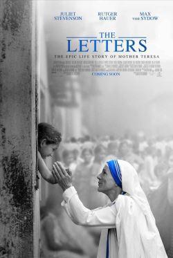 locandina del film LE LETTERE DI MADRE TERESA