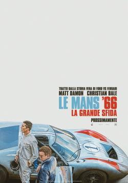 locandina del film LE MANS '66 - LA GRANDE SFIDA