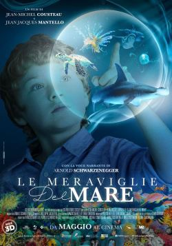 locandina del film LE MERAVIGLIE DEL MARE