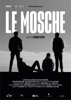 locandina del film LE MOSCHE