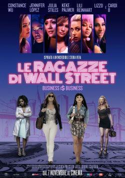 locandina del film LE RAGAZZE DI WALL STREET