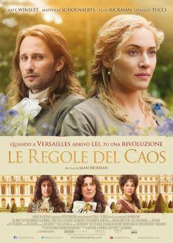 locandina del film LE REGOLE DEL CAOS