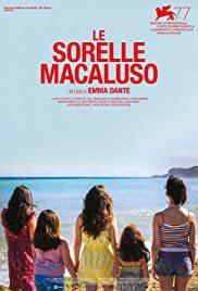 locandina del film LE SORELLE MACALUSO