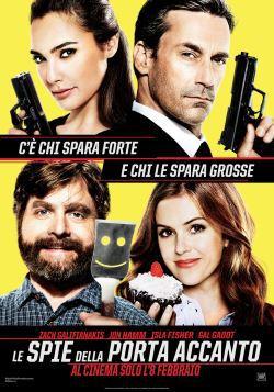 locandina del film LE SPIE DELLA PORTA ACCANTO