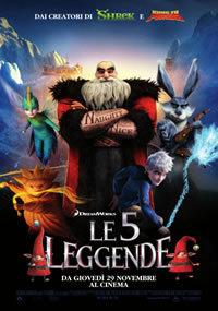 Le 5 Leggende (2012)