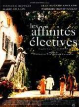 locandina del film LE AFFINITA' ELETTIVE
