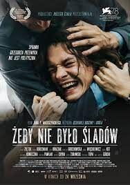 locandina del film LEAVE NO TRACES