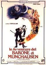 locandina del film LE AVVENTURE DEL BARONE DI MUNCHAUSEN