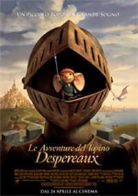 locandina del film LE AVVENTURE DEL TOPINO DESPEREAUX
