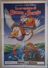 Le Avventure Di Bianca E Bernie (1977)
