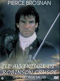 locandina del film LE AVVENTURE DI ROBINSON CRUSOE