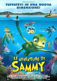locandina del film LE AVVENTURE DI SAMMY - IL PASSAGGIO SEGRETO