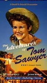 locandina del film LE AVVENTURE DI TOM SAWYER