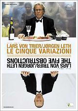 locandina del film LE CINQUE VARIAZIONI