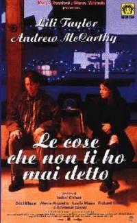 locandina del film LE COSE CHE NON TI HO MAI DETTO