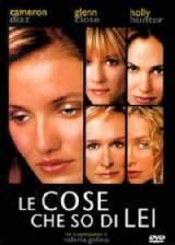 locandina del film LE COSE CHE SO DI LEI
