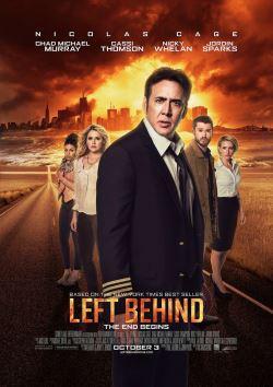 locandina del film LEFT BEHIND - LA PROFEZIA