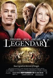 locandina del film LEGENDARY - IL GIORNO DEL RISCATTO