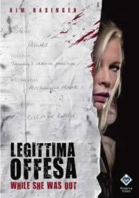 locandina del film LEGITTIMA OFFESA