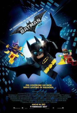 locandina del film LEGO BATMAN - IL FILM (2017)