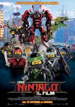 locandina del film LEGO NINJAGO - IL FILM