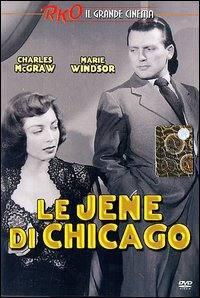 locandina del film LE JENE DI CHICAGO