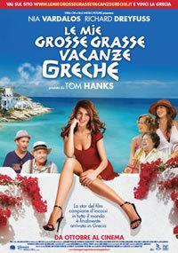 locandina del film LE MIE GROSSE GRASSE VACANZE GRECHE