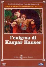 locandina del film L'ENIGMA DI KASPAR HAUSER