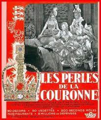 locandina del film LE PERLE DELLA CORONA