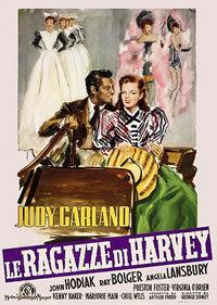 locandina del film LE RAGAZZE DI HARVEY