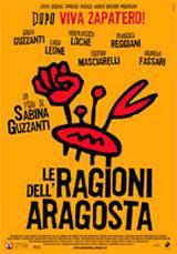 locandina del film LE RAGIONI DELL'ARAGOSTA