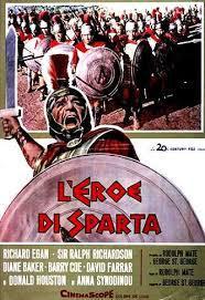 locandina del film L'EROE DI SPARTA