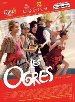 locandina del film LES OGRES