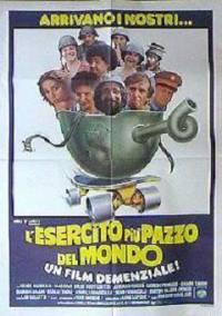 L'Esercito Piu' Pazzo del Mondo (1981)