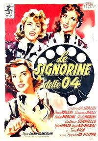 locandina del film LE SIGNORINE DELLO 04