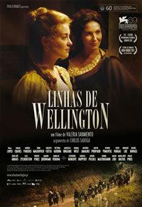 locandina del film LES LIGNES DE WELLINGTON