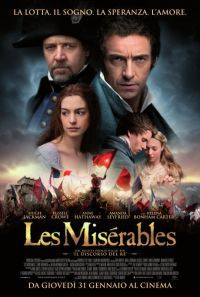 locandina del film LES MISERABLES
