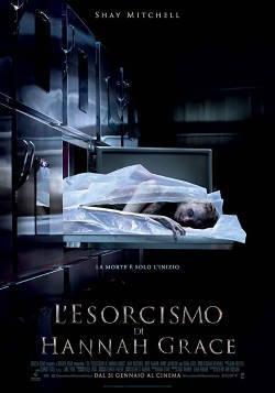 locandina del film L'ESORCISMO DI HANNAH GRACE