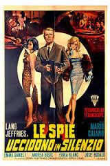 Le Spie Uccidono In Silenzio (1966)
