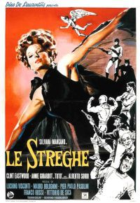 locandina del film LE STREGHE