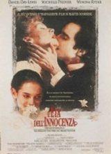 locandina del film L'ETA' DELL'INNOCENZA