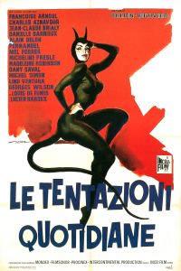 locandina del film LE TENTAZIONI QUOTIDIANE