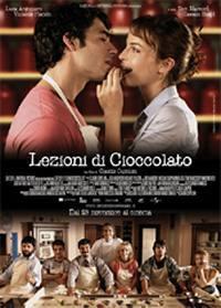 locandina del film LEZIONI DI CIOCCOLATO