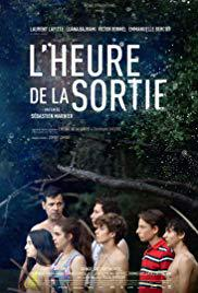 locandina del film L'HEURE DE LA SORTIE